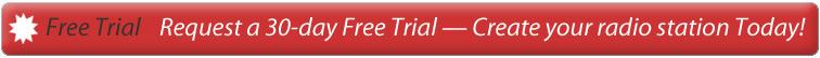 Backbone Radio - 30 day trial