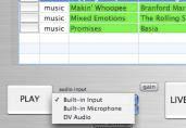 Backbone Radio Controlling Input