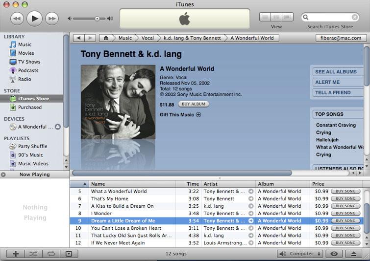 Backbone Radio Testing iTunes Link