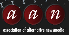 Association of Alternative Weeklies logo