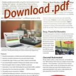 Backbone Radio Data Sheet Image Download Now