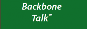 Backbone Talk Button